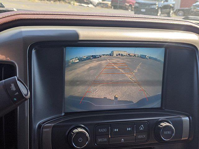 2016 Chevrolet Silverado 1500 Crew Cab 4x4, Pickup #GG211407 - photo 15