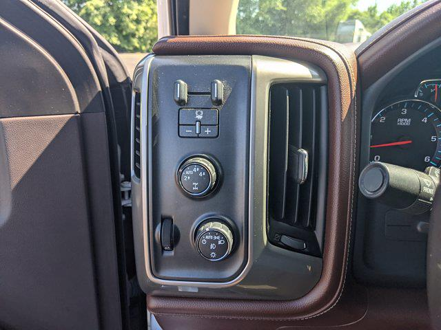 2016 Chevrolet Silverado 1500 Crew Cab 4x4, Pickup #GG211407 - photo 28