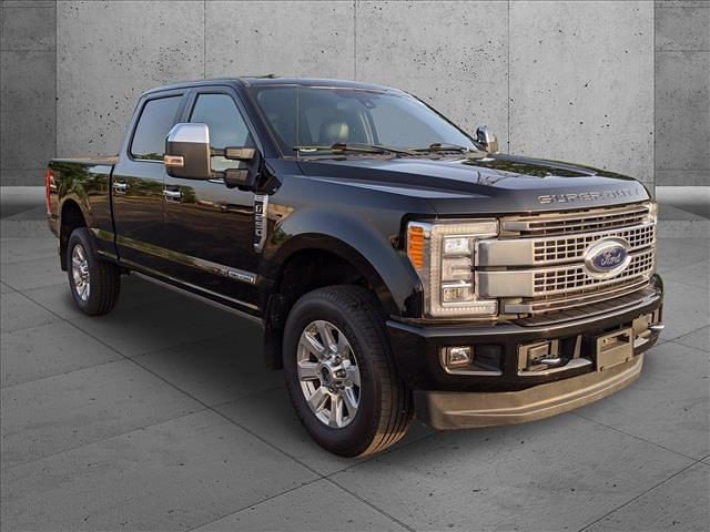 2017 Ford F-250 Crew Cab 4x4, Pickup #HEC18699 - photo 5