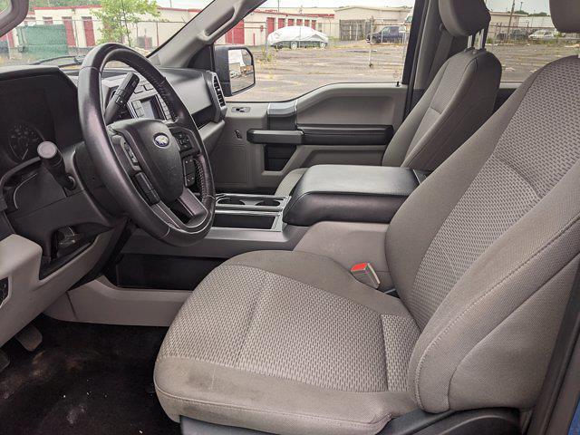 2018 Ford F-150 SuperCrew Cab 4x4, Pickup #JFA93600 - photo 11