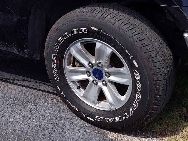 2018 Ford F-150 SuperCrew Cab 4x4, Pickup #JFC66602 - photo 10