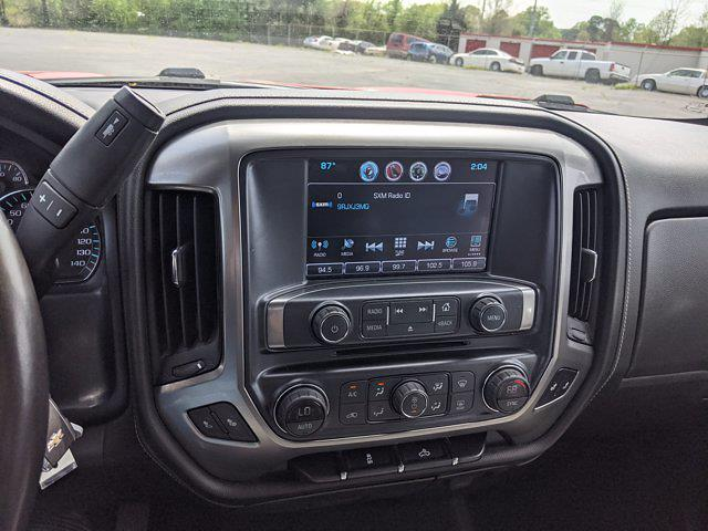2018 Chevrolet Silverado 1500 Crew Cab 4x4, Pickup #JG236036 - photo 12