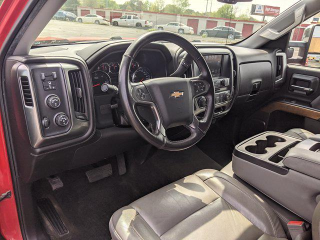 2018 Chevrolet Silverado 1500 Crew Cab 4x4, Pickup #JG236036 - photo 9