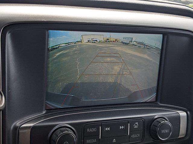 2018 Chevrolet Silverado 1500 Crew Cab 4x4, Pickup #JG236036 - photo 14