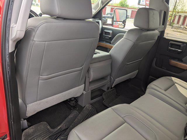 2018 Chevrolet Silverado 1500 Crew Cab 4x4, Pickup #JG236036 - photo 16