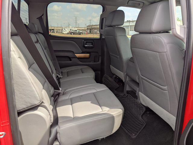 2018 Chevrolet Silverado 1500 Crew Cab 4x4, Pickup #JG236036 - photo 19