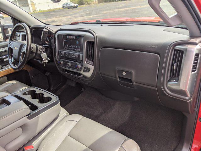 2018 Chevrolet Silverado 1500 Crew Cab 4x4, Pickup #JG236036 - photo 22