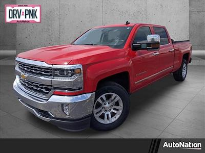 2018 Chevrolet Silverado 1500 Crew Cab 4x4, Pickup #JG236036 - photo 1