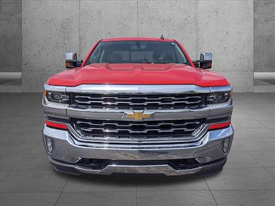 2018 Chevrolet Silverado 1500 Crew Cab 4x4, Pickup #JG236036 - photo 4