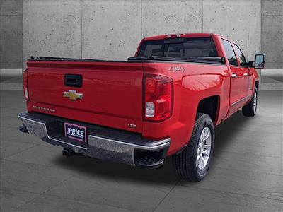 2018 Chevrolet Silverado 1500 Crew Cab 4x4, Pickup #JG236036 - photo 7