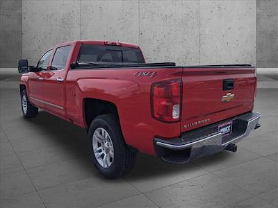 2018 Chevrolet Silverado 1500 Crew Cab 4x4, Pickup #JG236036 - photo 8