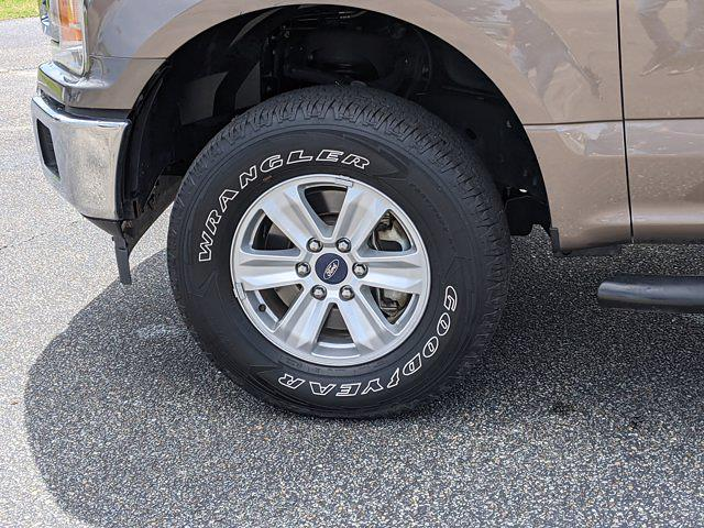 2018 Ford F-150 Super Cab 4x4, Pickup #JKD13142 - photo 29