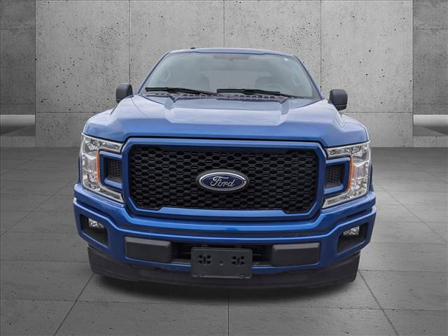 2018 Ford F-150 SuperCrew Cab 4x2, Pickup #JKE14047 - photo 4