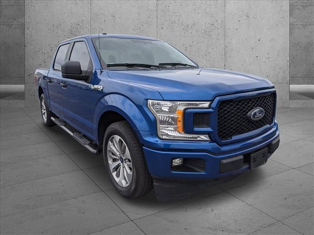 2018 Ford F-150 SuperCrew Cab 4x2, Pickup #JKE14047 - photo 3