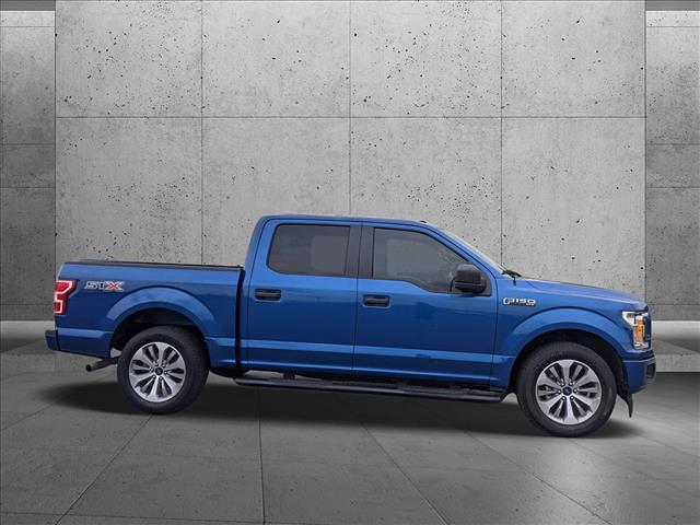 2018 Ford F-150 SuperCrew Cab 4x2, Pickup #JKE14047 - photo 5