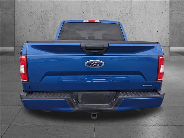 2018 Ford F-150 SuperCrew Cab 4x2, Pickup #JKE14047 - photo 7
