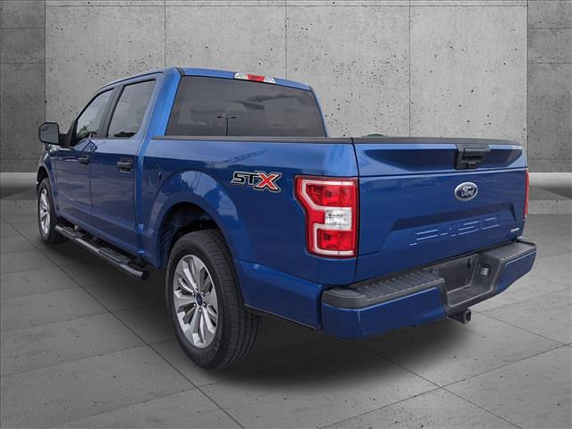2018 Ford F-150 SuperCrew Cab 4x2, Pickup #JKE14047 - photo 8