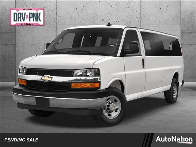 2019 Chevrolet Express 3500 4x2, Passenger Wagon #K1306124 - photo 1