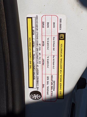 2019 Ram ProMaster City FWD, Empty Cargo Van #K6M61866 - photo 28