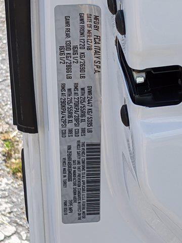 2019 Ram ProMaster City FWD, Empty Cargo Van #K6M61866 - photo 29