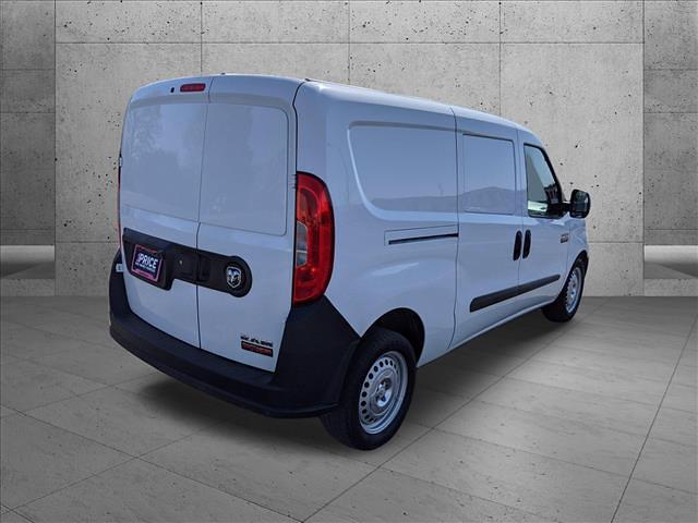 2019 Ram ProMaster City FWD, Empty Cargo Van #K6M63259 - photo 7