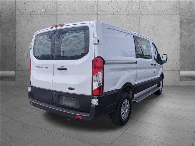2019 Ford Transit 250 Low Roof 4x2, Empty Cargo Van #KKA86737 - photo 7