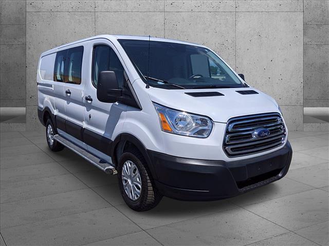2019 Ford Transit 250 Low Roof 4x2, Empty Cargo Van #KKB00942 - photo 5