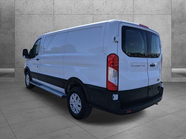 2019 Ford Transit 250 Low Roof 4x2, Empty Cargo Van #KKB02098 - photo 3