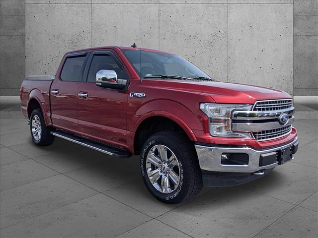 2019 Ford F-150 SuperCrew Cab 4x4, Pickup #KKC23581 - photo 4