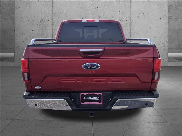 2019 Ford F-150 SuperCrew Cab 4x4, Pickup #KKC23581 - photo 7