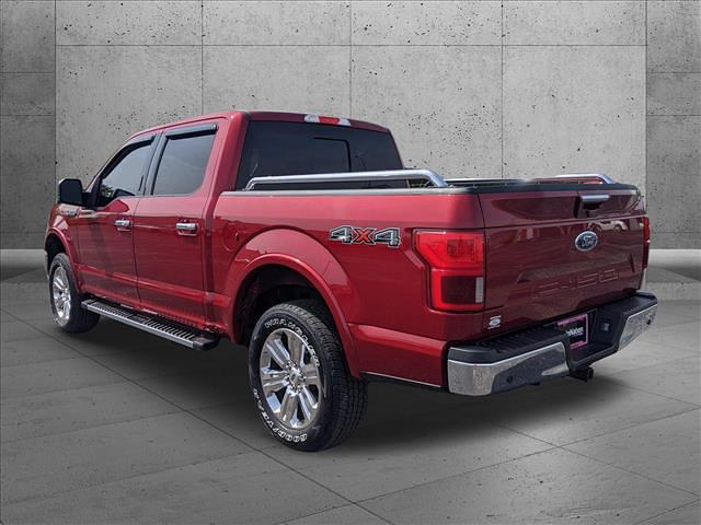 2019 Ford F-150 SuperCrew Cab 4x4, Pickup #KKC23581 - photo 2