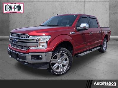 2019 Ford F-150 SuperCrew Cab 4x4, Pickup #KKC23581 - photo 1