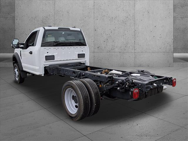 2020 Ford F-550 Regular Cab DRW 4x2, Cab Chassis #LDA14642 - photo 1