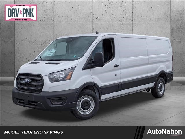 2020 Ford Transit 250 Low Roof 4x2, Masterack Upfitted Cargo Van #LKA26883 - photo 1
