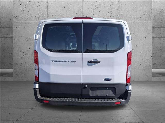 2020 Ford Transit 250 Low Roof 4x2, Empty Cargo Van #LKA43276 - photo 8
