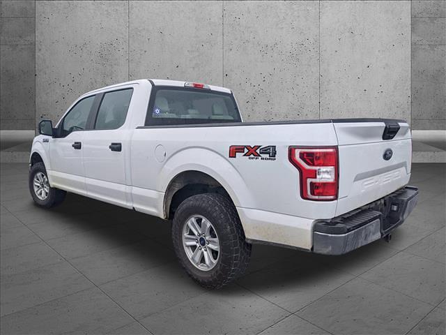 2020 Ford F-150 SuperCrew Cab 4x4, Pickup #LKE23743 - photo 2