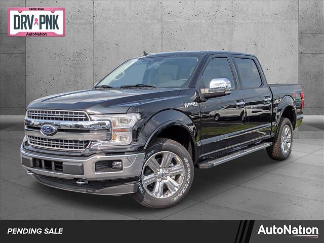 2020 Ford F-150 SuperCrew Cab 4x4, Pickup #LKE55004 - photo 1