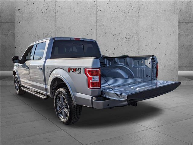 2020 Ford F-150 SuperCrew Cab 4x4, Pickup #LKF14248 - photo 1