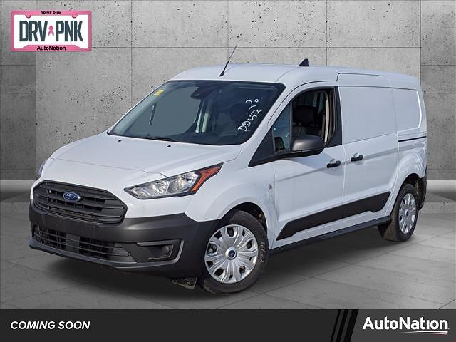 2021 Ford Transit Connect, Empty Cargo Van #M1485788 - photo 1