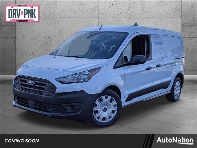 2021 Ford Transit Connect, Empty Cargo Van #M1485789 - photo 1