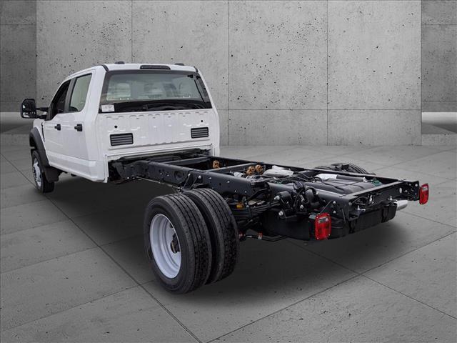 2021 Ford F-550 Crew Cab DRW 4x4, Cab Chassis #MEC12464 - photo 1