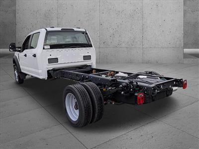 2021 Ford F-550 Crew Cab DRW 4x4, Cab Chassis #MEC12464 - photo 2