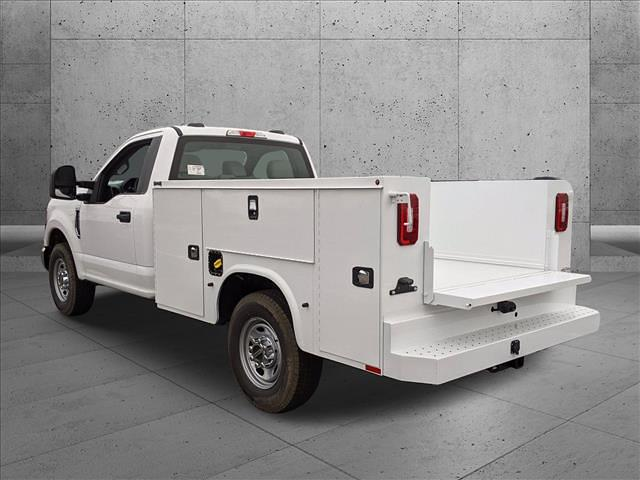 2021 Ford F-250 Regular Cab 4x2, Knapheide Service Body #MEC40426 - photo 1