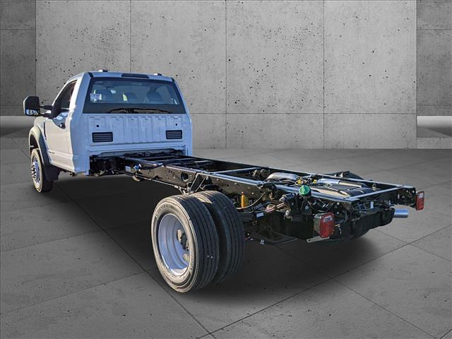 2021 Ford F-450 Regular Cab DRW 4x2, Cab Chassis #MEC73803 - photo 1