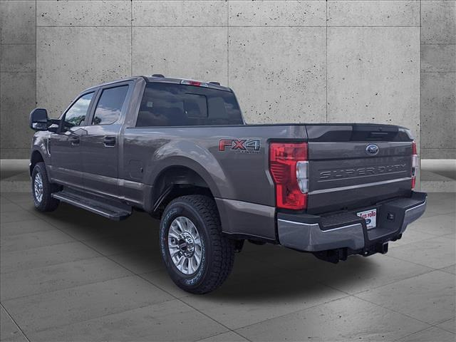 2021 Ford F-250 Crew Cab 4x4, Pickup #MED17265 - photo 2