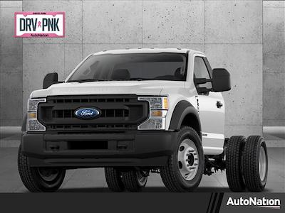 2021 Ford F-350 Regular Cab DRW 4x4, Cab Chassis #MED58228 - photo 1
