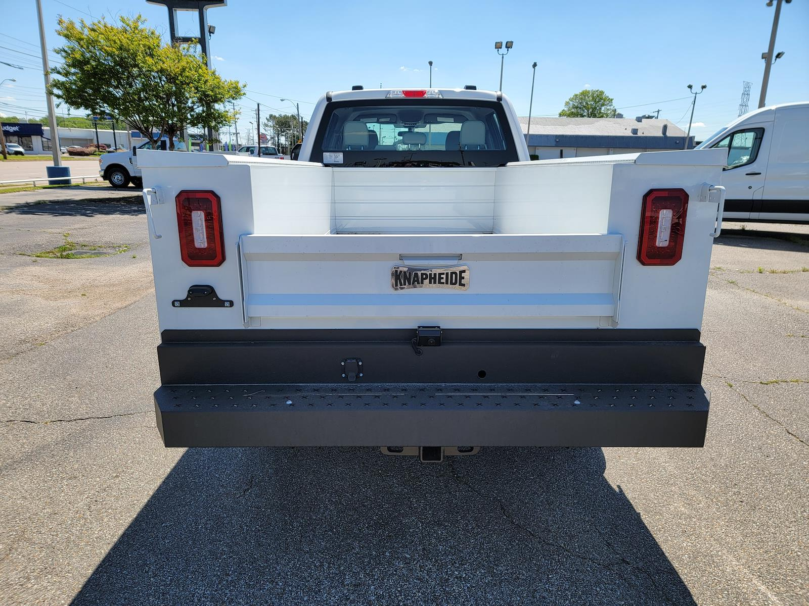 2021 Ford F-250 Crew Cab 4x4, Knapheide 8' Service Body with flip top boxes #MED61119 - photo 9