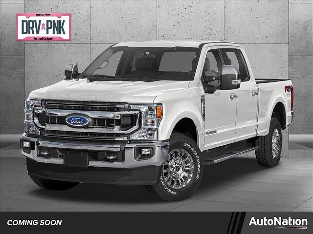 2021 Ford F-250 Crew Cab 4x4, Pickup #MED66452 - photo 1