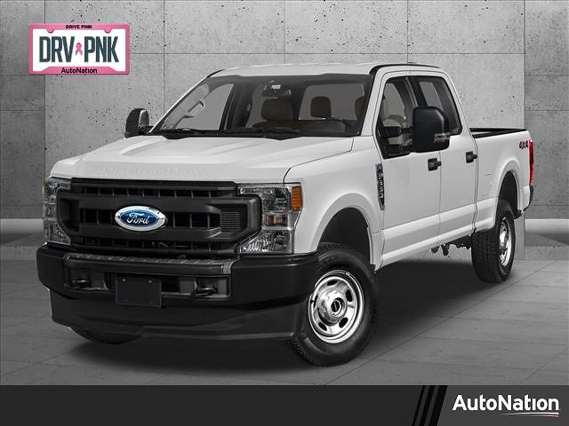 2021 Ford F-350 Crew Cab DRW 4x4, Pickup #MED66453 - photo 1