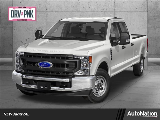 2021 Ford F-250 Crew Cab 4x4, Pickup #MED76254 - photo 1